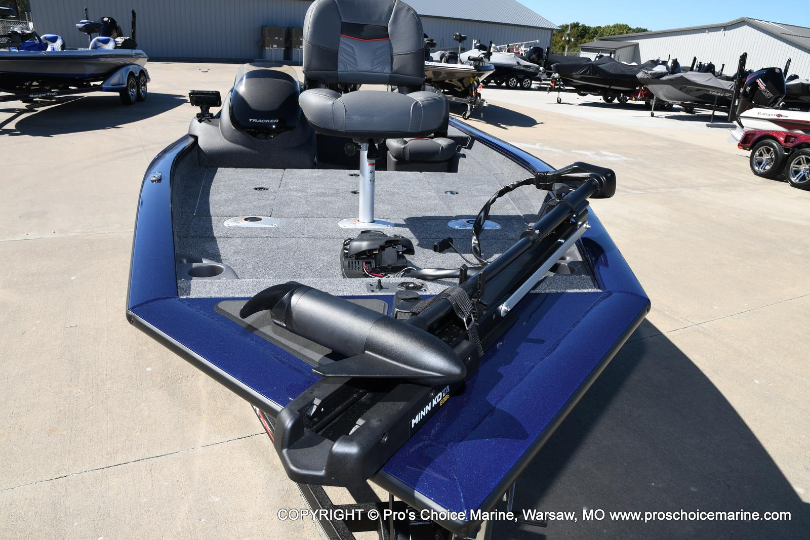 2021 Tracker Boats boat for sale, model of the boat is Pro Team 175 TF & Image # 18 of 50