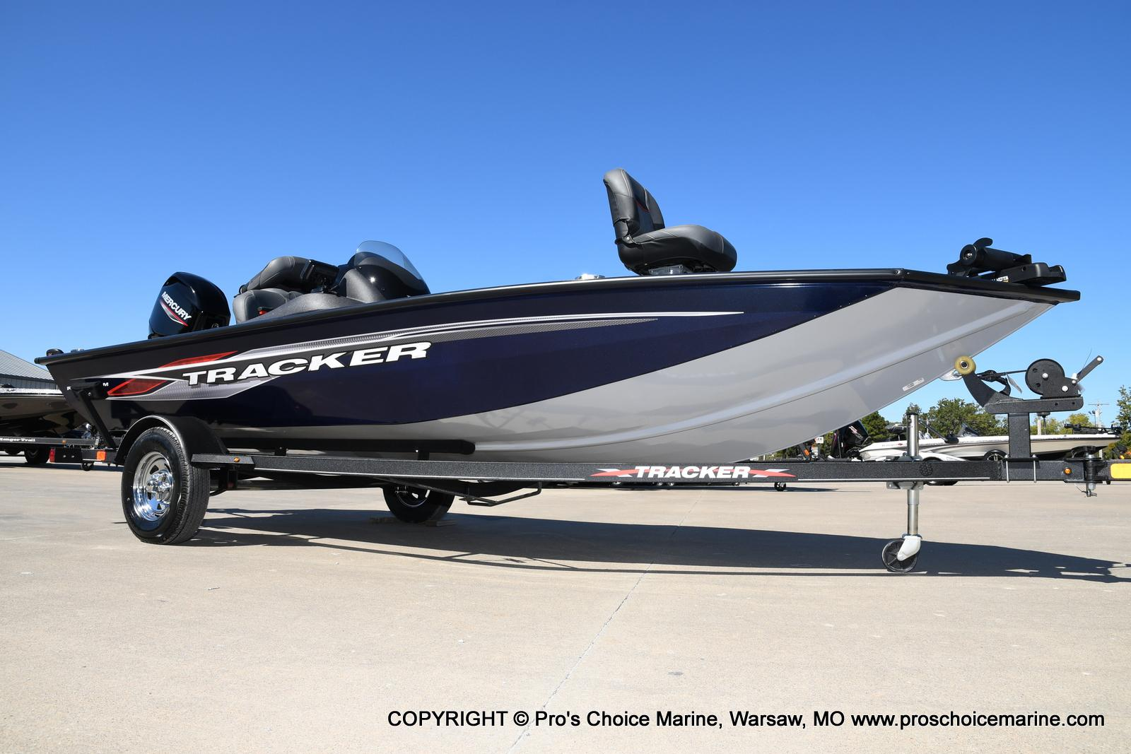 2021 Tracker Boats boat for sale, model of the boat is Pro Team 175 TF & Image # 2 of 50