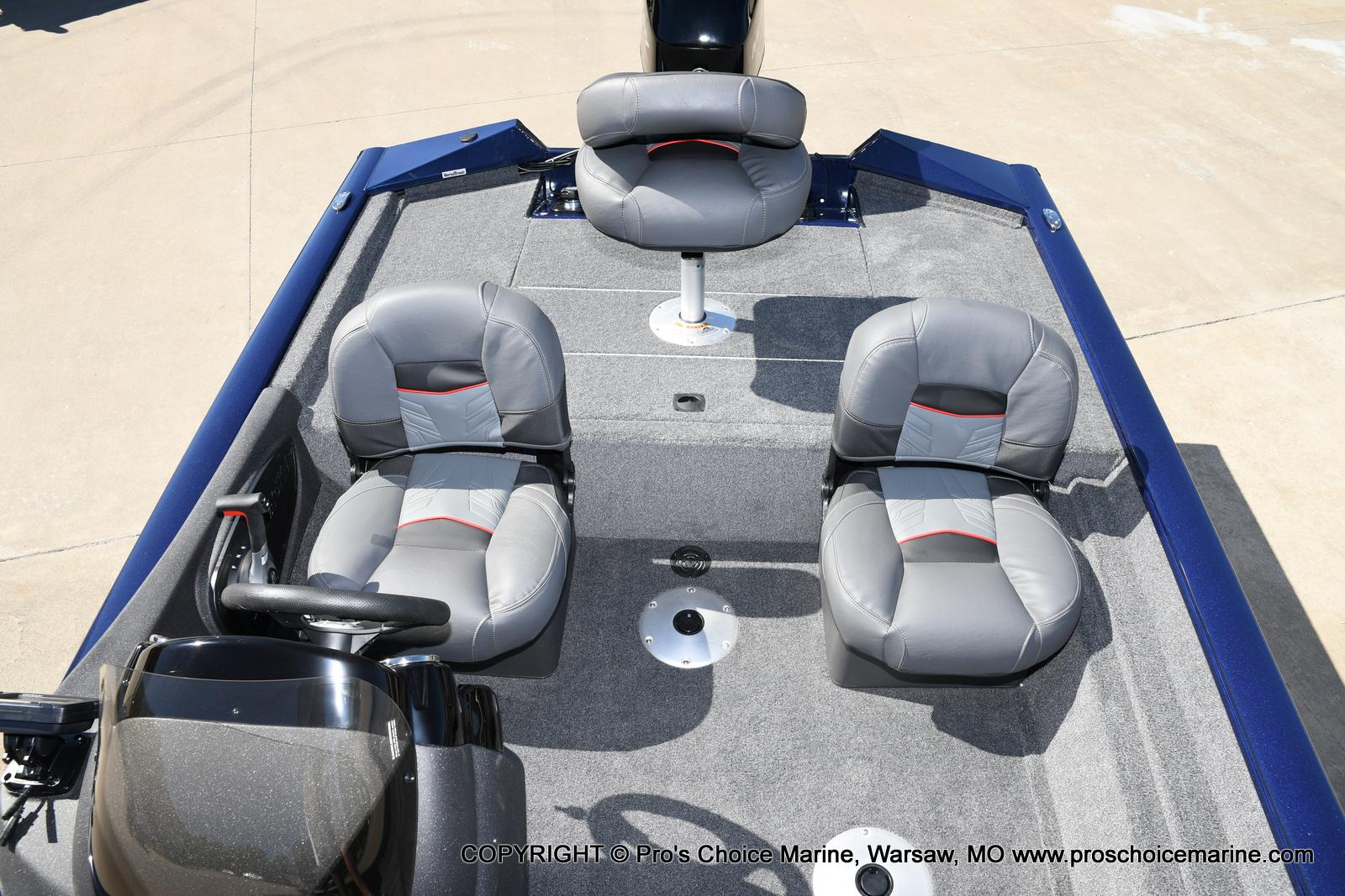 2021 Tracker Boats boat for sale, model of the boat is Pro Team 175 TF & Image # 26 of 50