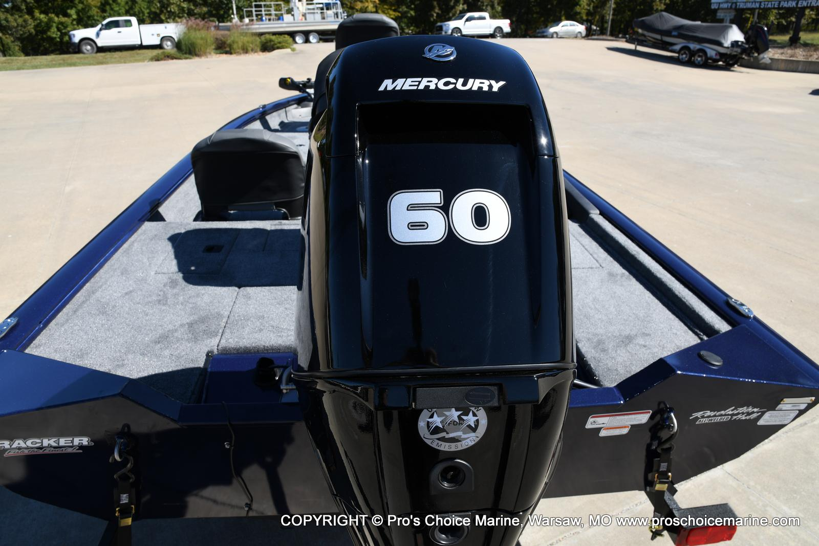 2021 Tracker Boats boat for sale, model of the boat is Pro Team 175 TF & Image # 29 of 50