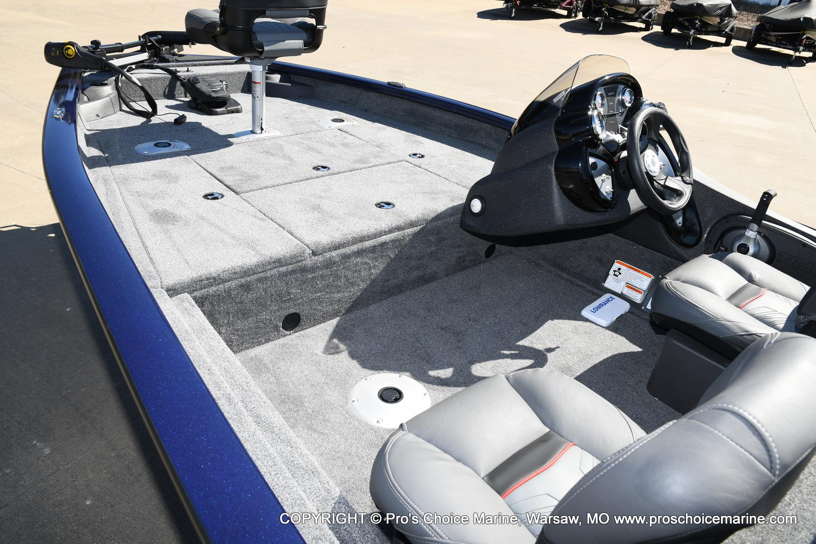 2021 Tracker Boats boat for sale, model of the boat is Pro Team 175 TF & Image # 32 of 50