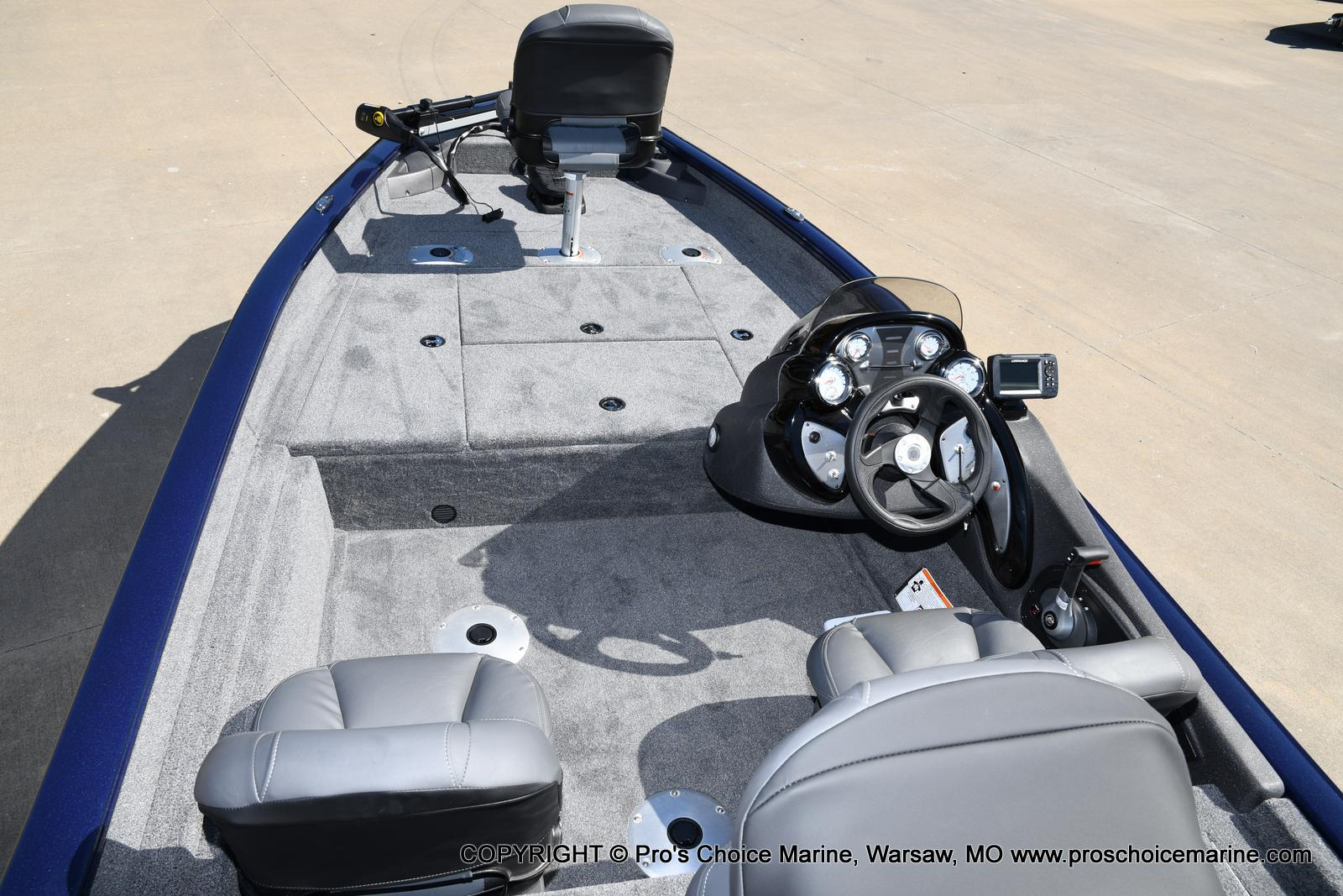 2021 Tracker Boats boat for sale, model of the boat is Pro Team 175 TF & Image # 33 of 50