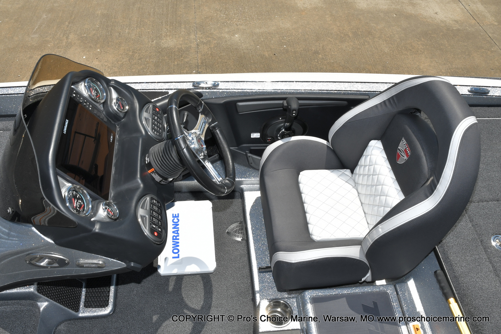 2021 Triton boat for sale, model of the boat is 21 TRX Patriot & Image # 34 of 50