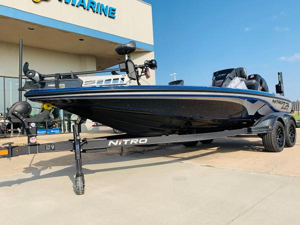 2021 Nitro boat for sale, model of the boat is Z21 Pro & Image # 2 of 59