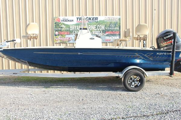 2021 Xpress boat for sale, model of the boat is H20B & Image # 1 of 12