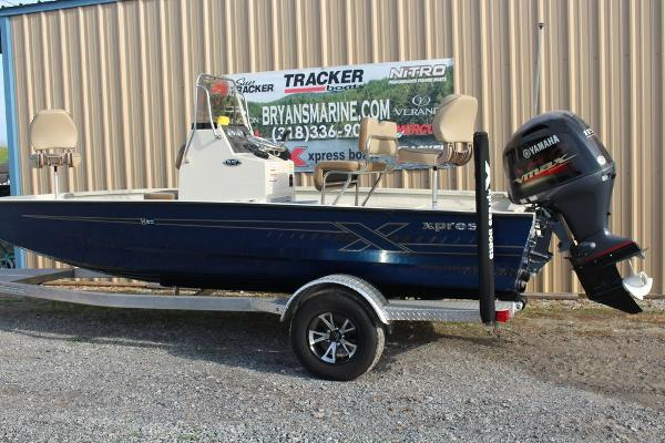 2021 Xpress boat for sale, model of the boat is H20B & Image # 5 of 12