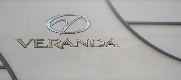 2021 Veranda boat for sale, model of the boat is VR22RC Deluxe Tri-Toon Package & Image # 6 of 34
