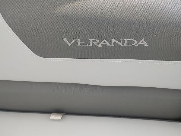 2021 Veranda boat for sale, model of the boat is VR22RC Deluxe Tri-Toon Package & Image # 32 of 34