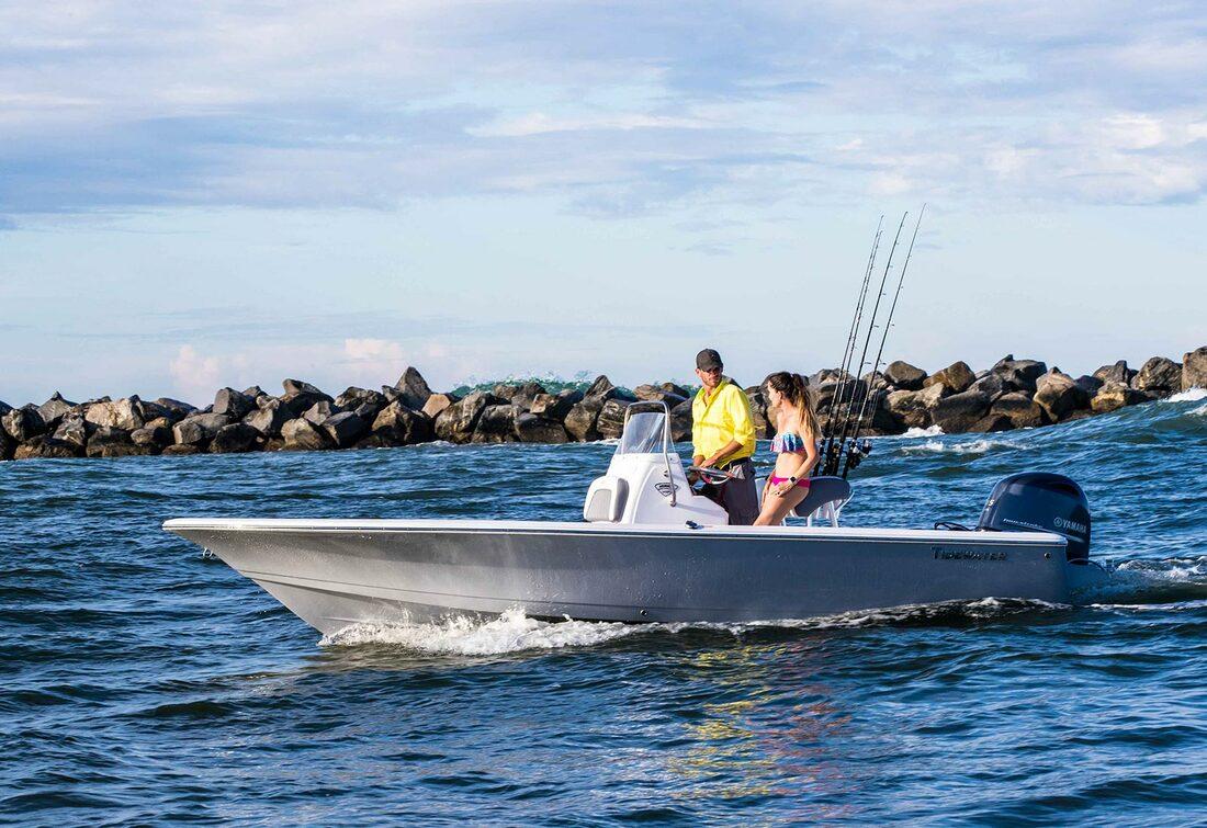 2022 Tidewater 1910 Bay Max