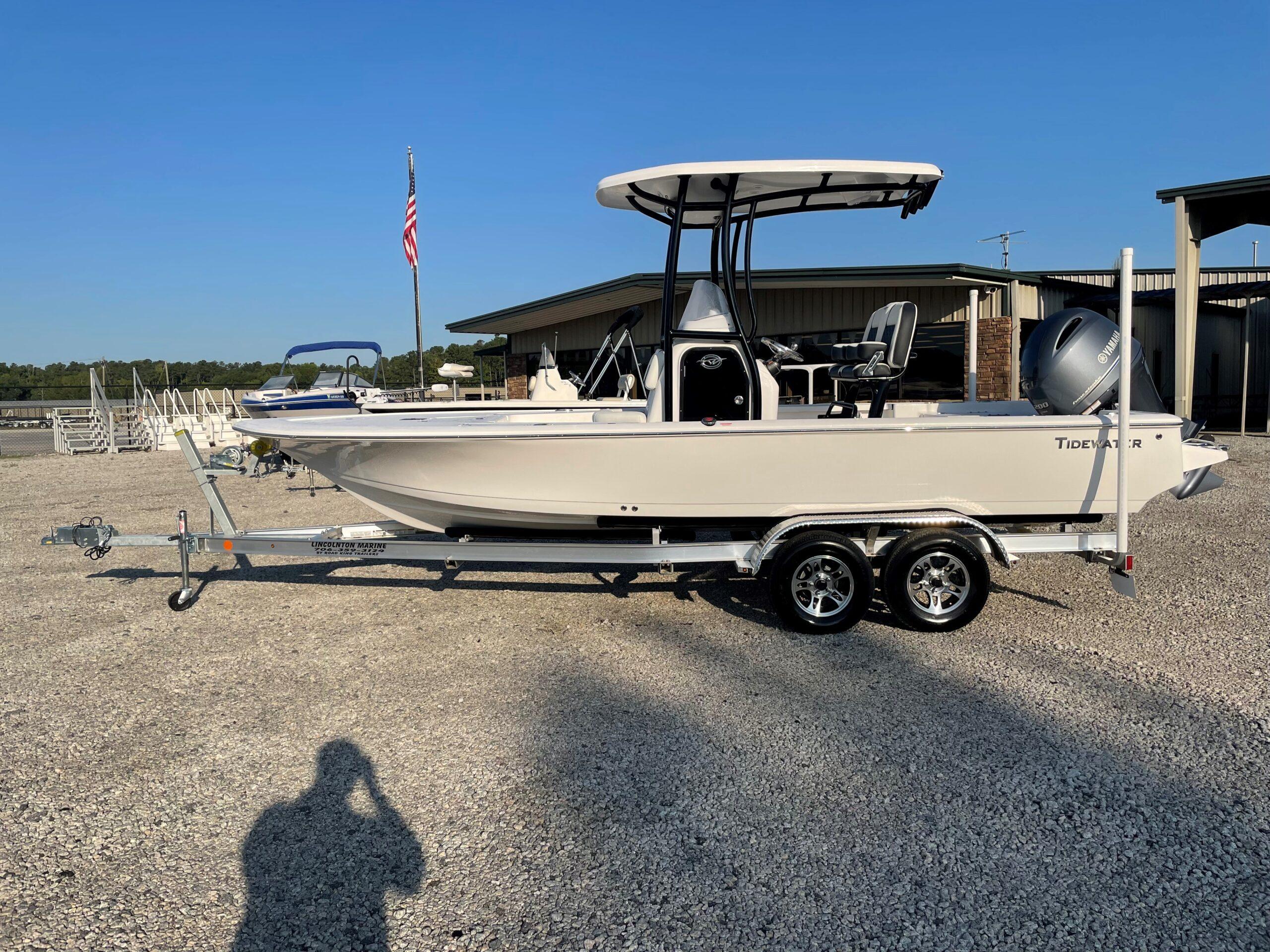2022 Tidewater 2110 Bay Max