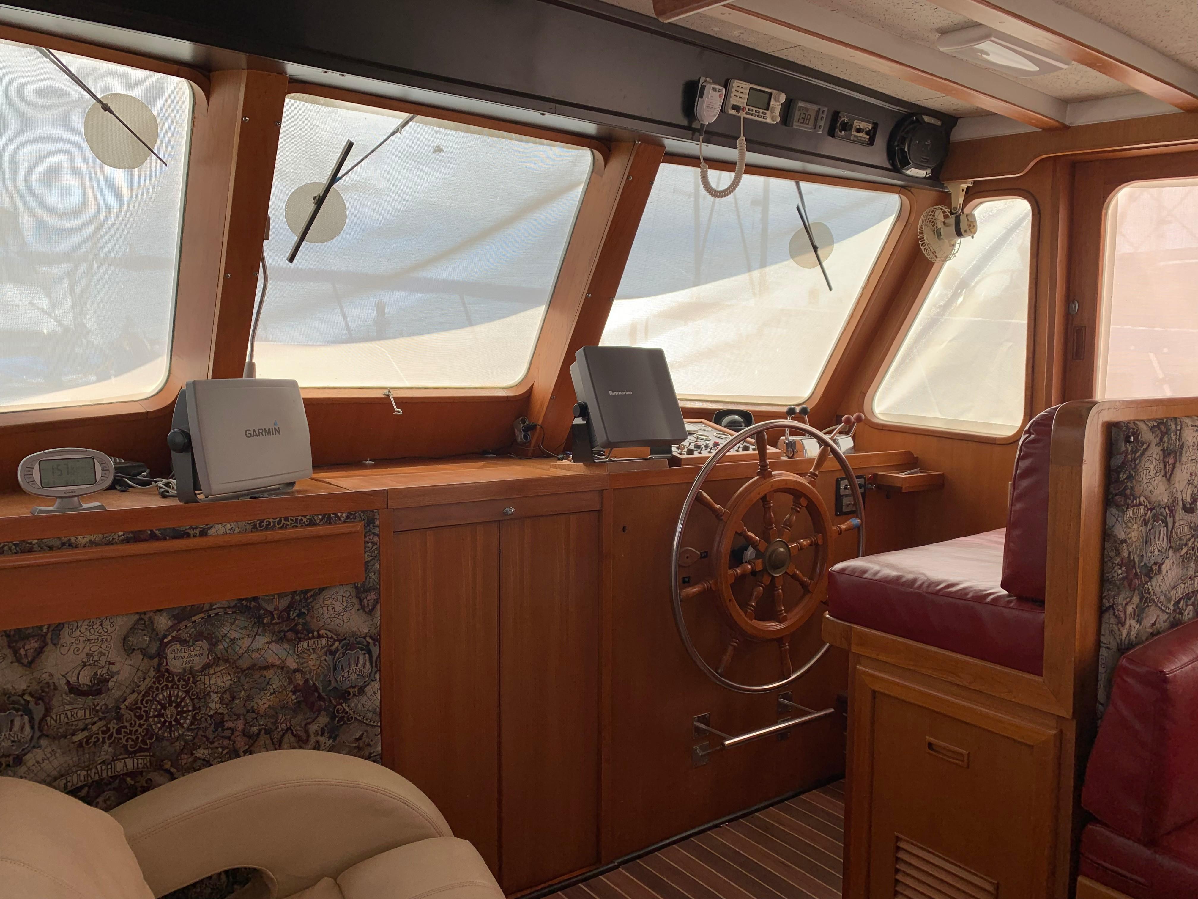 DeFever 44 Offshore Cruiser