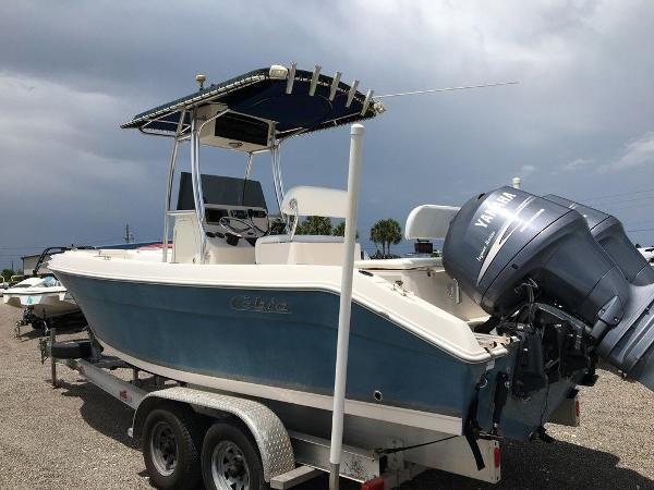 2007 Cobia boat for sale, model of the boat is 254 & Image # 8 of 14