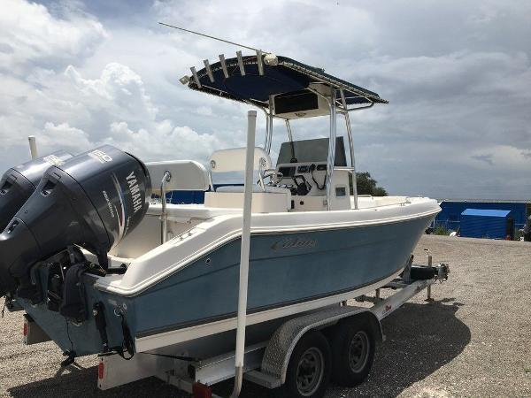 2007 Cobia boat for sale, model of the boat is 254 & Image # 9 of 14