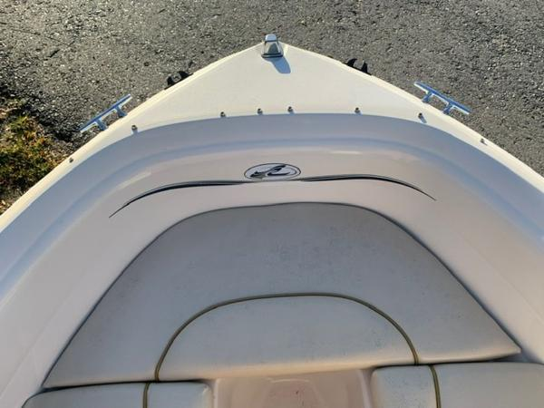2000 Sea Ray boat for sale, model of the boat is 18' Bowrider & Image # 5 of 28