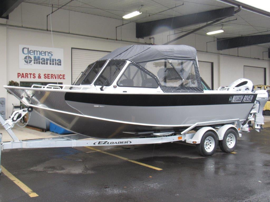 2021 North River 22 Seahawk thumbnail
