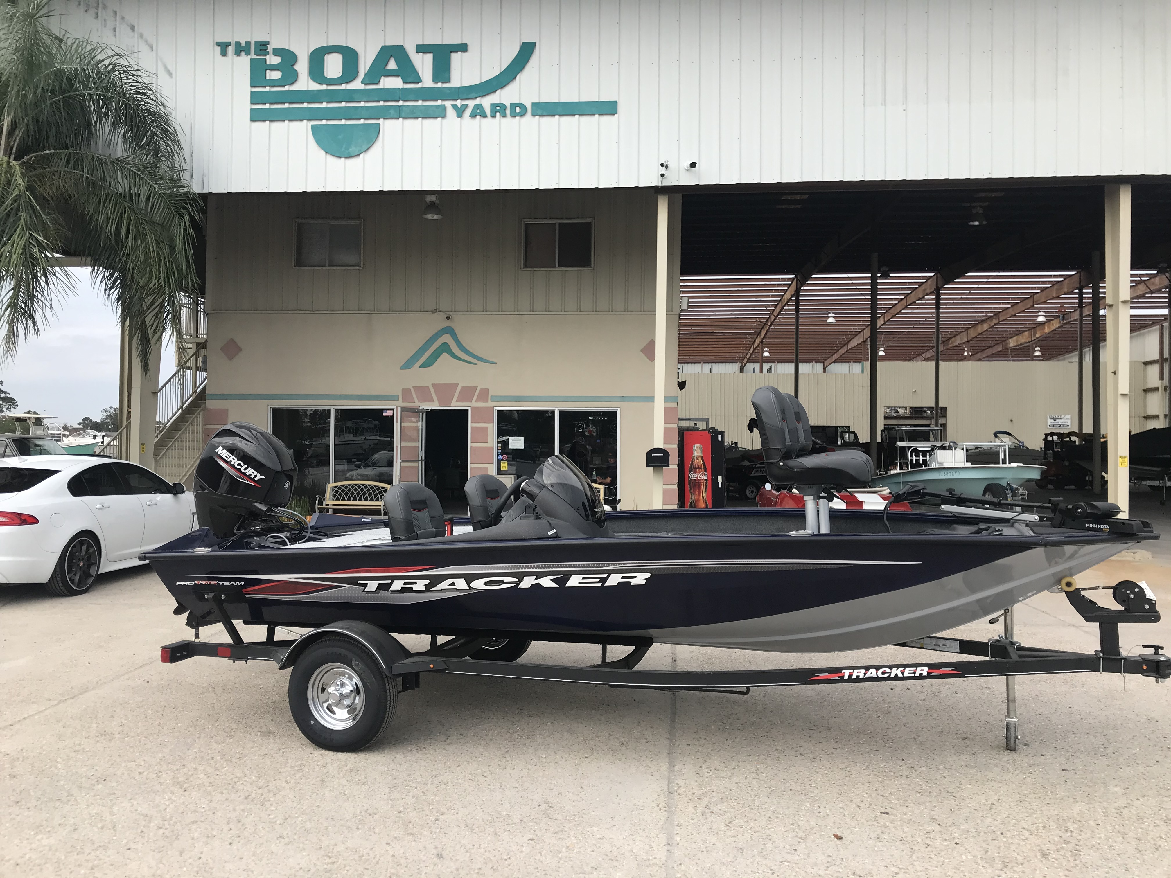 2021 Tracker Boats boat for sale, model of the boat is Pro Team 175 TF & Image # 1 of 9