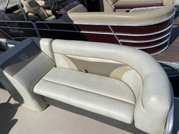 2017 Sweetwater boat for sale, model of the boat is SW 2286 C & Image # 9 of 10