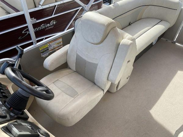 2017 Sweetwater boat for sale, model of the boat is SW 2286 C & Image # 9 of 9