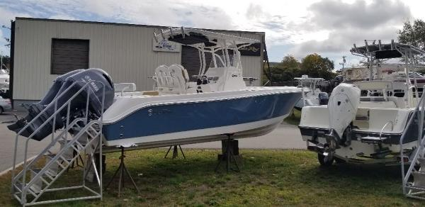2021 Edgewater boat for sale, model of the boat is 245 CC & Image # 11 of 23
