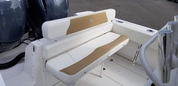 2021 Edgewater boat for sale, model of the boat is 245 CC & Image # 15 of 23
