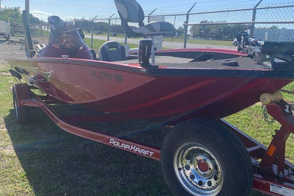 2017 POLAR KRAFT TX195 for sale