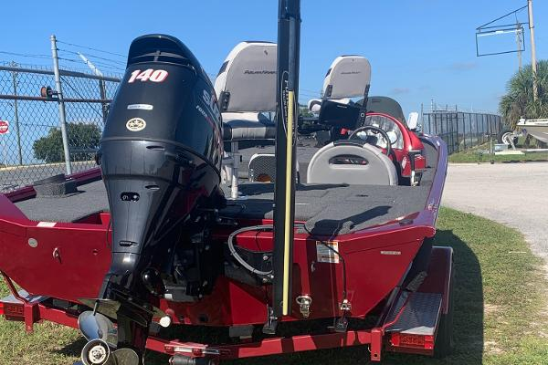 2017 Polar Kraft boat for sale, model of the boat is TX195 & Image # 2 of 2