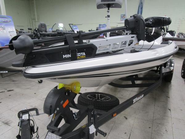 2020 Triton boat for sale, model of the boat is 21 TRX & Image # 30 of 30