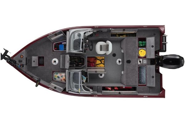 2018 Tracker Boats boat for sale, model of the boat is Pro Guide V-175 Combo & Image # 3 of 5