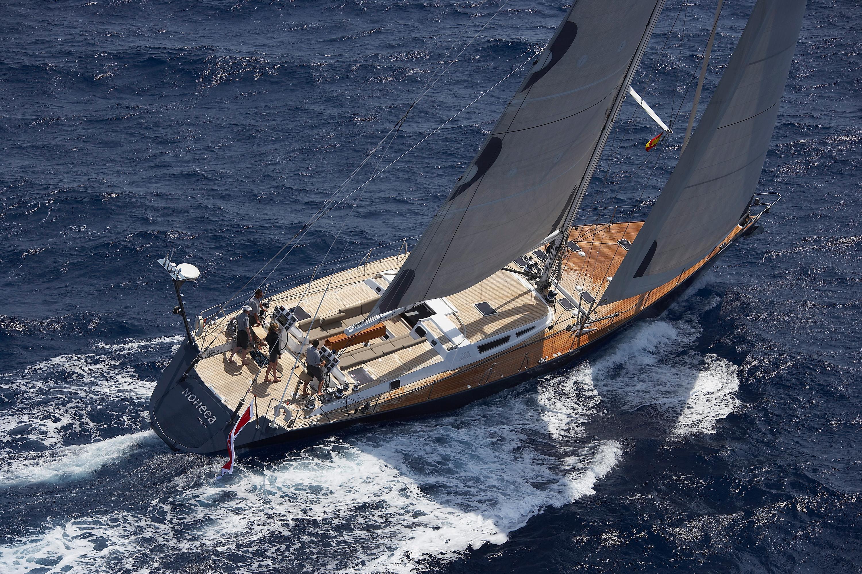 Custom Gilles Vaton 25m Sailing Yacht