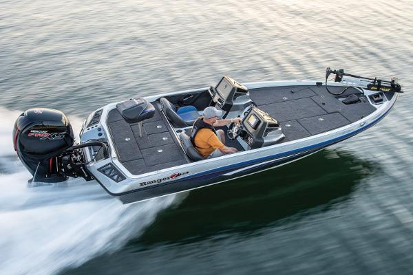 2019 Ranger Boats boat for sale, model of the boat is Z518 & Image # 17 of 33