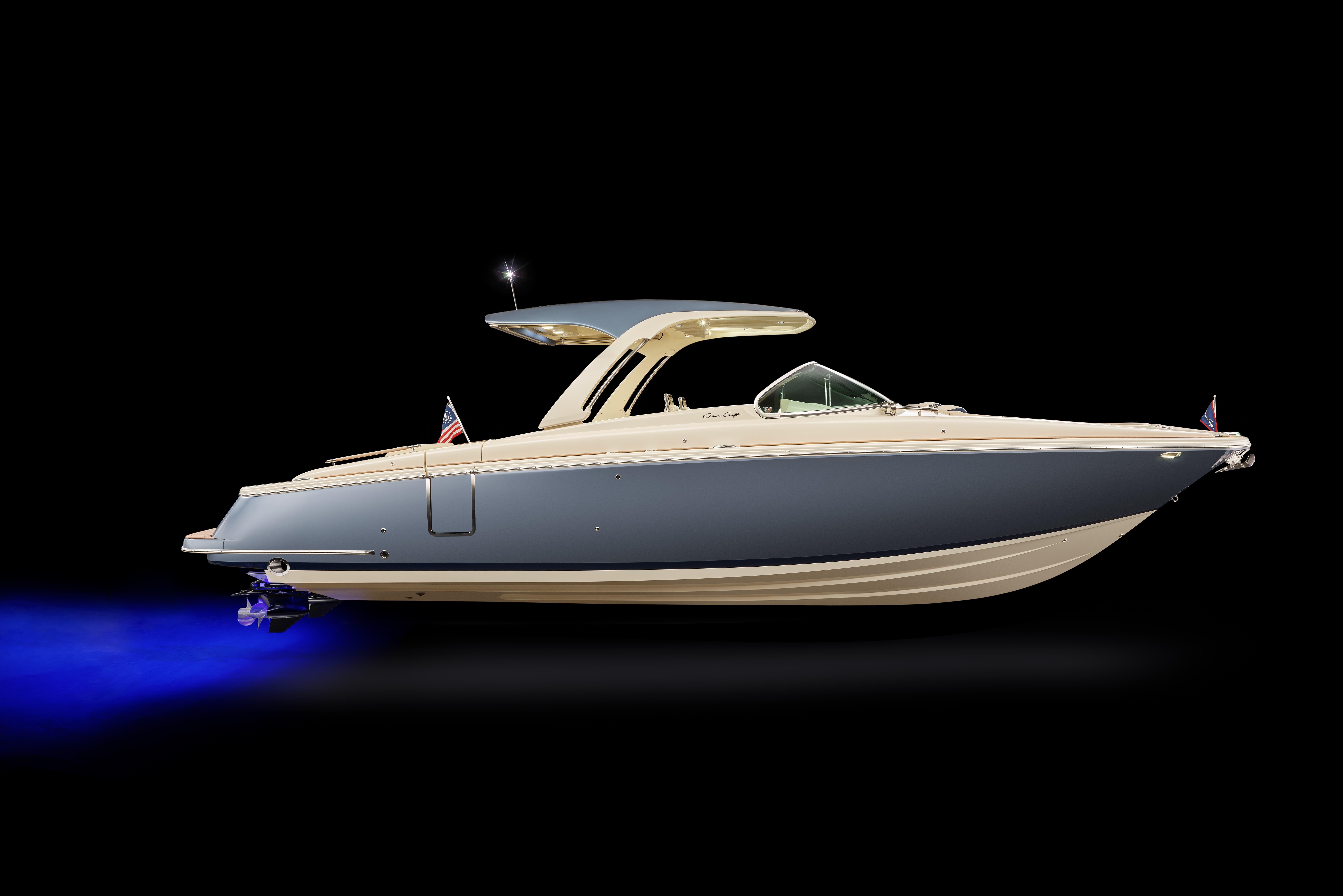 2021 CHRIS - CRAFT 35 GT LAUNCH
