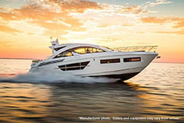 2021 Cruisers Yachts 60Cantius