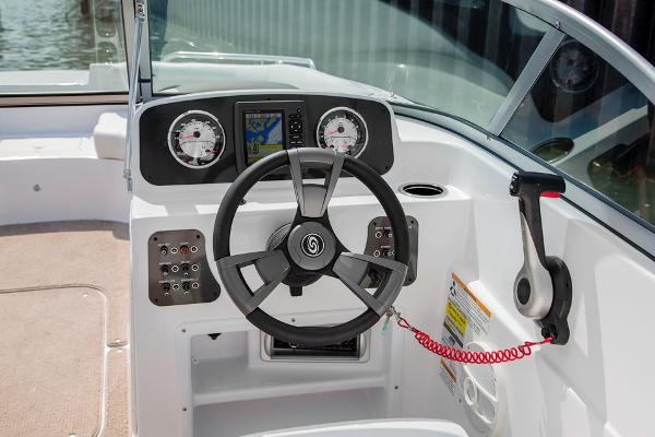 2014 Hurricane boat for sale, model of the boat is SunDeck 187 OB & Image # 8 of 12