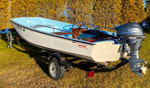 1971 BOSTON WHALER 13 Sport thumbnail