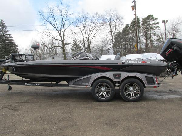 2020 Ranger Boats boat for sale, model of the boat is Z521C Ranger Cup Equipped & Image # 1 of 26