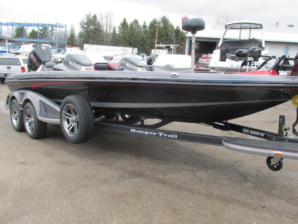 2020 Ranger Boats boat for sale, model of the boat is Z521C Ranger Cup Equipped & Image # 10 of 26