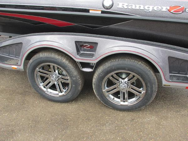 2020 Ranger Boats boat for sale, model of the boat is Z521C Ranger Cup Equipped & Image # 20 of 26