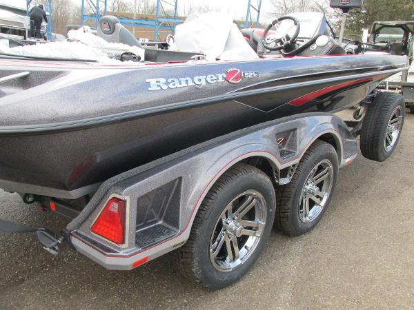 2020 Ranger Boats boat for sale, model of the boat is Z521C Ranger Cup Equipped & Image # 21 of 26