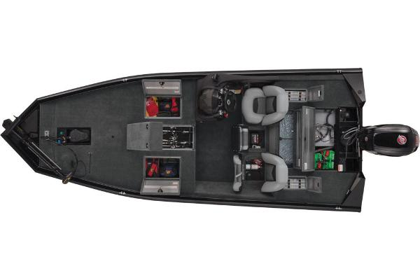 2018 Tracker Boats boat for sale, model of the boat is Pro Team 190 TX & Image # 34 of 34
