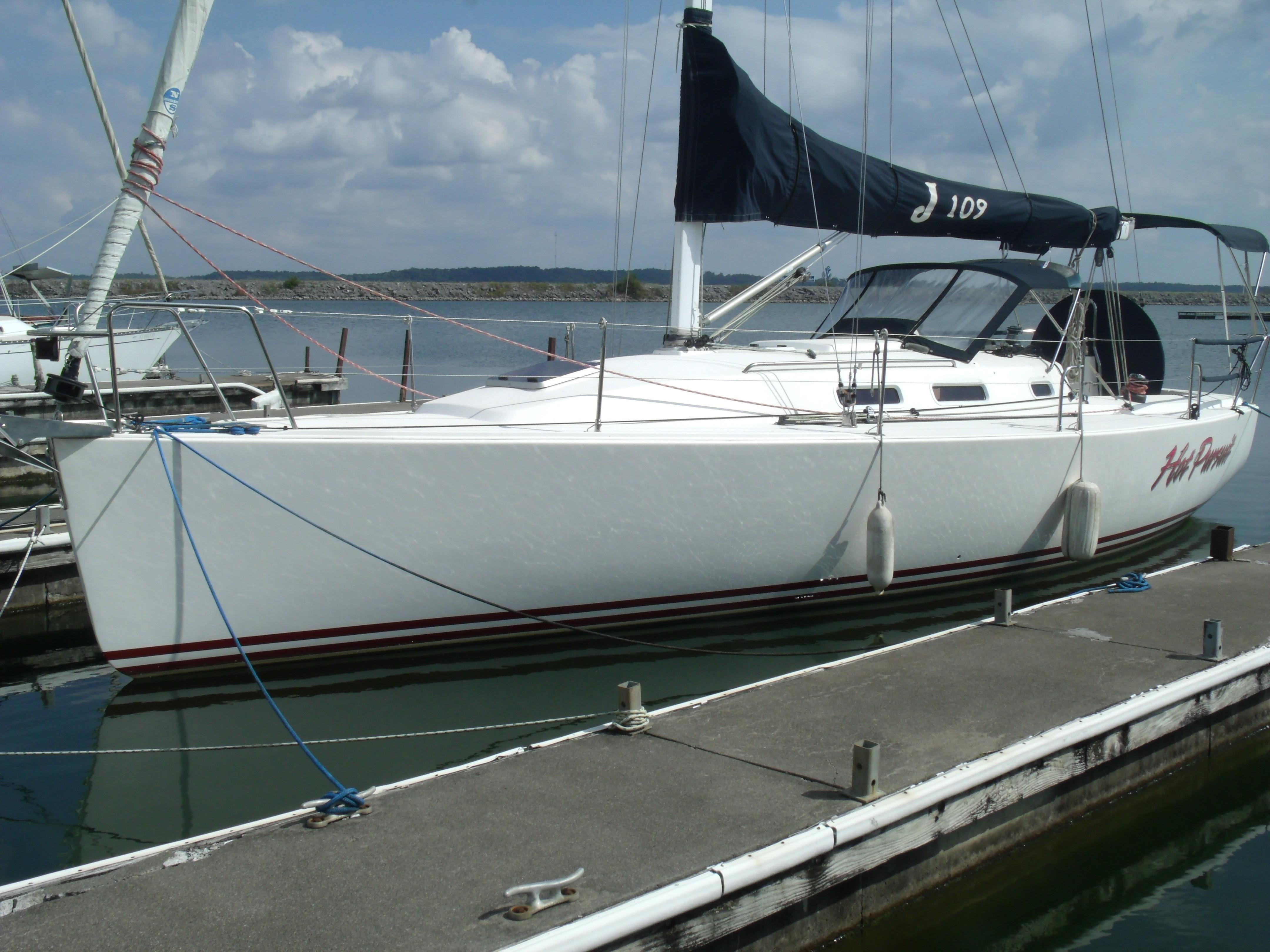 2007 J Boats J/109 thumbnail