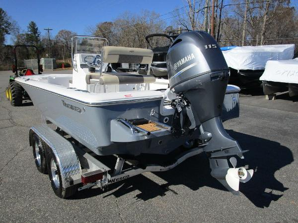 2021 Tidewater boat for sale, model of the boat is 1910 Bay Max & Image # 10 of 21