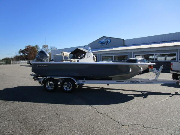 2021 Tidewater boat for sale, model of the boat is 1910 Bay Max & Image # 14 of 21