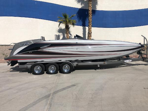 2021 CALIBER 1 BOATS 265 Silver Bullet Deck Boat