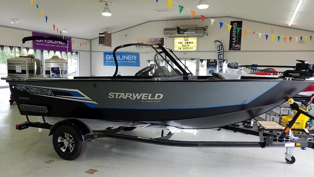 2021 STARWELD Fusion Pro 16 DC Pro