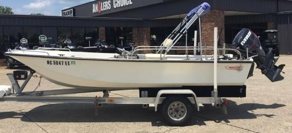 1974 BOSTON WHALER 17 CURRITUCK for sale