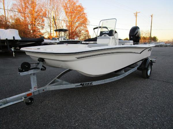 2021 Mako boat for sale, model of the boat is Pro Skiff 15 CC & Image # 3 of 31