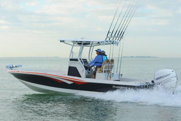 2021 Ranger Boats boat for sale, model of the boat is 2510 Bay & Image # 6 of 25