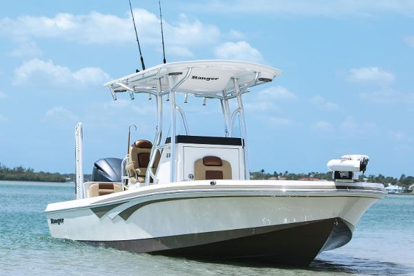 2021 Ranger Boats boat for sale, model of the boat is 2360 Bay & Image # 14 of 27