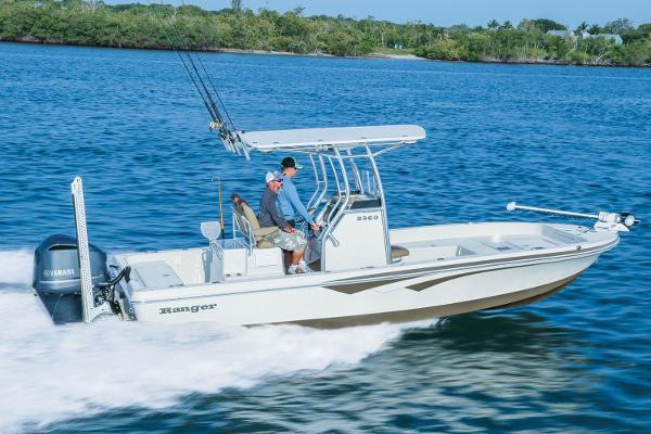 2021 Ranger Boats boat for sale, model of the boat is 2360 Bay & Image # 13 of 27