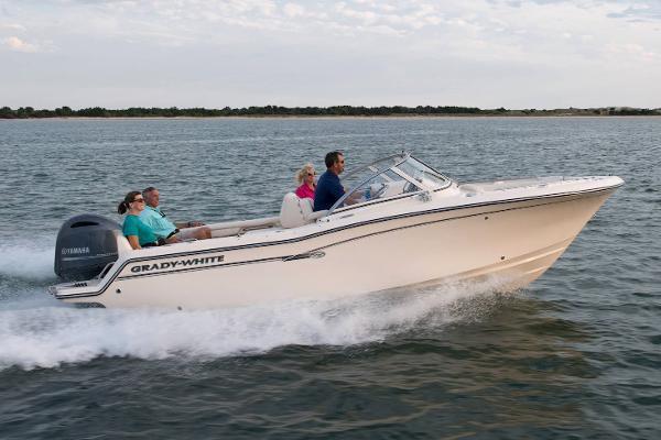 2021 GRADY - WHITE Marlin 300